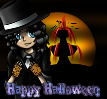 Happy Halloween 2010 by RejectoftheRifts