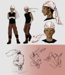 P0 - Kareem's Character Sheet by CentralCityTower