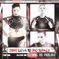 +Demi Lovato|Pack Png by Heart-Attack-Png