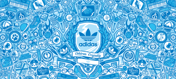 JthreeConcepts x Adidas Originals Two by j3concepts