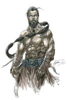 khal drogo 2 by thecrow3