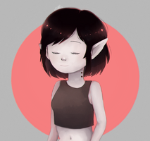 Marceline Stakes [sp] by MiI0