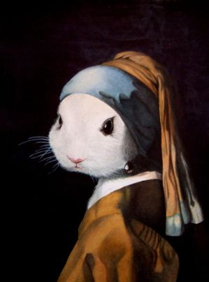 http://th01.deviantart.com/fs8/300W/i/2005/351/7/a/Bunny_with_a_Pearl_Earring_by_Alwong.jpg