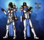 Utharian Factions: Sisters of Solace by Brett-Neufeld