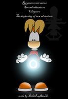 Rayman Second adventure chapter 1 - preview by SailorRaybloomDZ