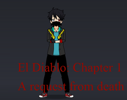 El Diablo Announcement and New Account! by NuclearJoji