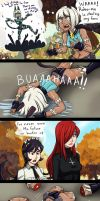 Ms. Fortune  Problem... by Charleian
