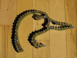 Ducks Unlimited recycled shotgun shell art by SilverThornz