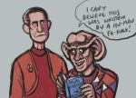 Poor Odo by TimeLordEnglish