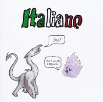 Italiano by Mireyrr