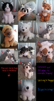 Plushies for sale! by furbabe
