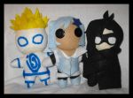 M.A.O.H Plushies by MissDeadEnd