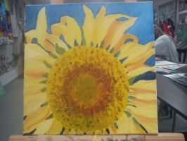 Sunflower part two by Trucina