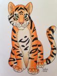 Tiger by SoReit