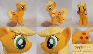 Applejack 3 by Zorza-6