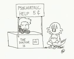 The Doctor is in by polvoice