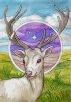 The White Stag by Teq-Uila