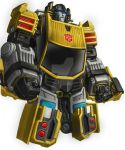 Sunstreaker Classics boxart by MarceloMatere