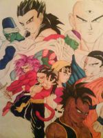 DragonBall Af by ruga-rell