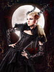 Rise of the Dark Queen by tamaraR