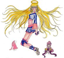 chobits by arinadream