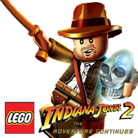 Lego Indiana Jones 2 Dock Icon by Rich246