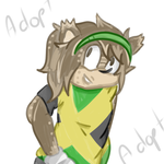 OPEN ADOPT: Jamaican Bobcat. (20 Points.) by FUCK-BAG