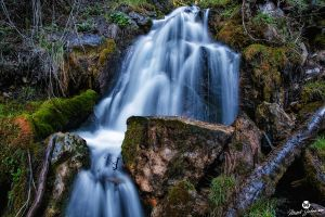 The Upper Butler Fork Falls by mjohanson