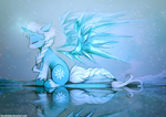 Frozen by FoxInShadow