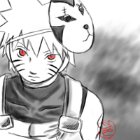 ANBU Naruto. by rholey