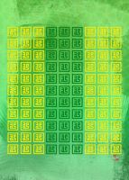 99 Squares by Teakster
