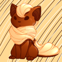 Neopets: Chocolate Xweetok by Xeohelios