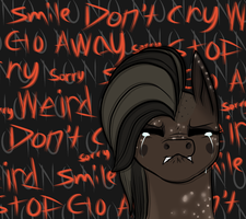 Vent Art: You Have Always Been Alone by Amiookamiwolf