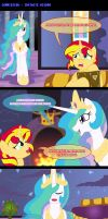 COM - Infinite Wisdom (COMIC) by AniRichie-Art