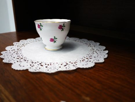100 Tea Cups No3 by Ginkoftw