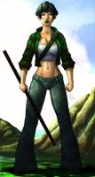 Jade:  Beyond Good and Evil by ExMile