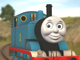 ''Thomas is a tank engine....'' by Nictrain123
