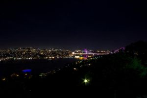Bosphorus Night by Canb13