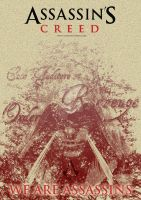 Typography Campaign - Assassin's Creed II by TheOneWhoIam