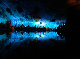 The cave by Kalm