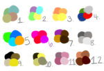 OTA Pallette Adopts 12/12 OPEN by SNlCKERS