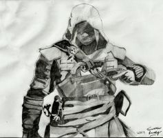 Assassins Creed 4 Black Flag by Tp1mde