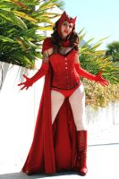 Scarlet Witch SDCC 3 by OneToughCookie