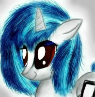 Vinyl Scratch by TheDashinPony