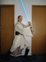 Second Jedi by MistressKristin