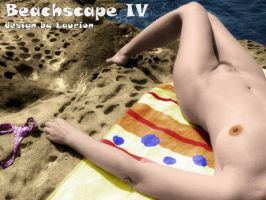 Beachscape IV by Laurion