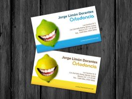 Limon Business Card by Pachecon