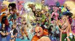 Dragonball Z American Style Re-imagined by scottssketches