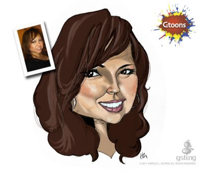 Caricatures by haroldgeorge-gsting