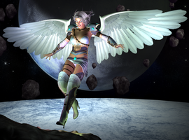 Angelic Horizons by Wrathion